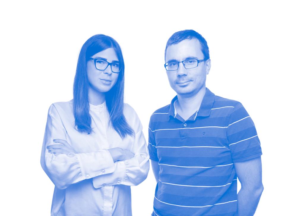 Chiara Bacilieri e Janos Tolgyesi