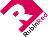 logo rubin red