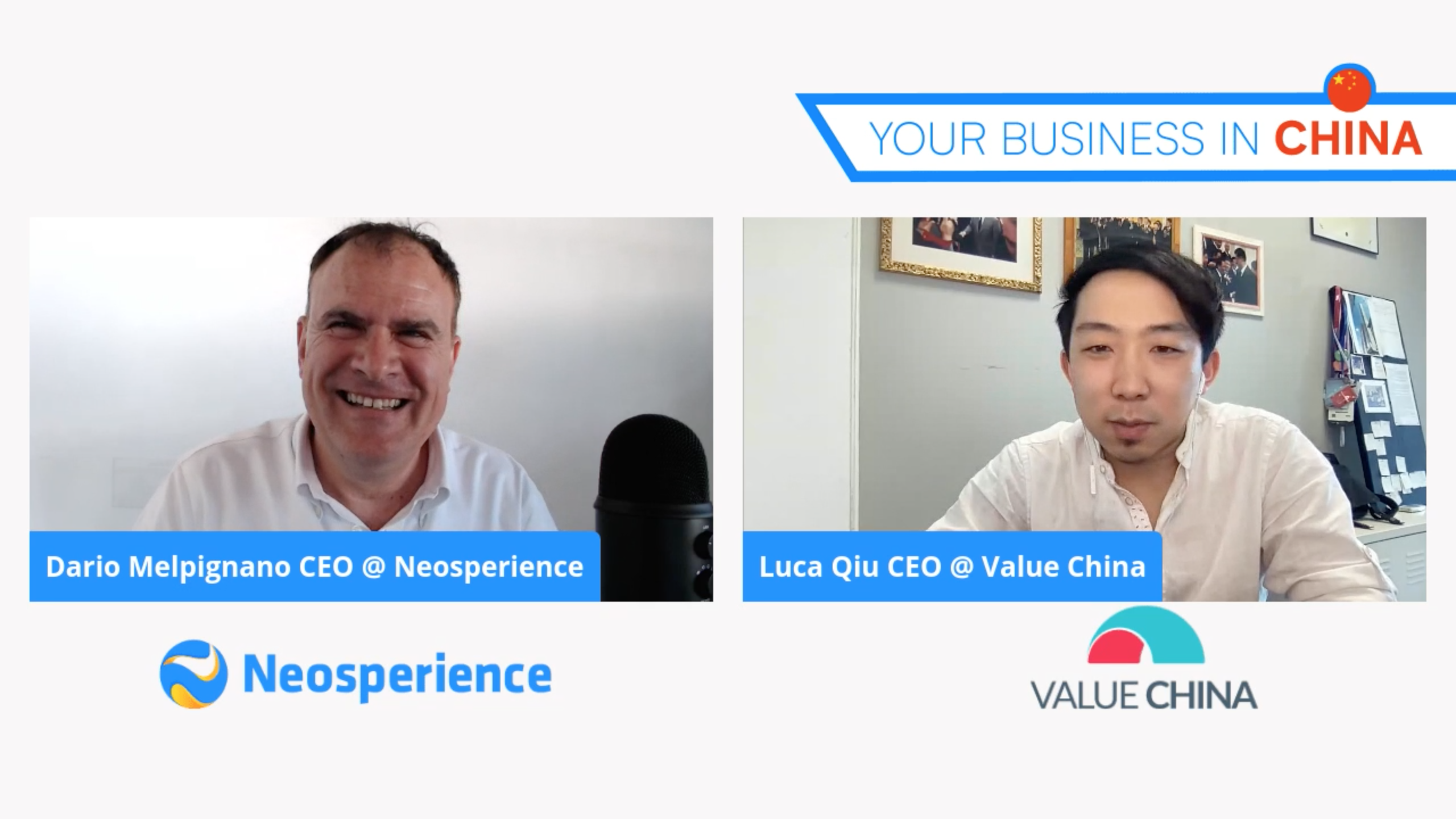 Your Business in China